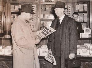 Charlie Keller and Babe Dahlgren, 1940